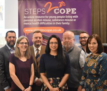 Steps to Cope Launch Event